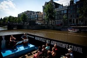 Het Grachtenfestival kiest ook dit jaar voor de meest uiteenlopende locaties voor zijn concerten (foto: Ronald Knapp).