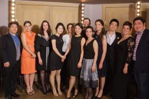 De laureaten van de Koningin Elisabethwedstrijd 2014 (foto: Koningin Elisabethwedstrijd).
