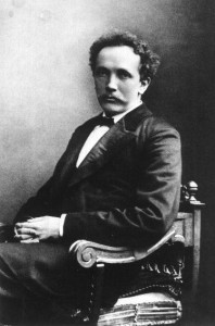Richard Strauss (1864-1949).
