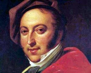 Gioachino Rossini's opera La Gazzetta was nog niet eerder in België te zien.