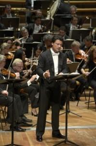 Werther van Jules Massenet, Deutsche Oper Berlin, concertante première 16 Juni 2014, copyright: Bettina Stöß.