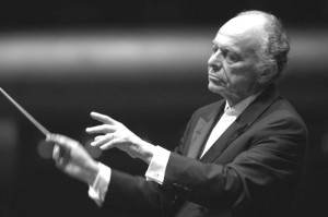 Lorin Maazel (1930-2014) (foto Chris Lee / CC BY-SA 2.5).