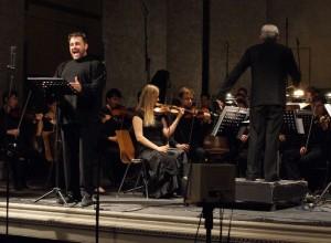 Michael Spyres voor de Virtuosi Brunenses onder David Parry (foto: Dr. Ulrich Köppen).
