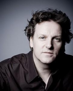Marcel Reijans is één van de liedzangers op het Peter de Grote Festival (foto: Marco Borggreve).