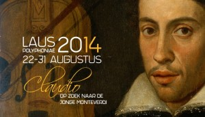 Festivalaffiche Laus Polyphoniae 2014