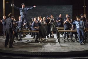 Scène uit Otello (foto: Opera på Skäret).
