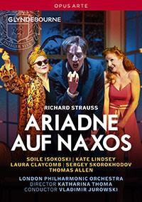 Ariadne auf Naxos Glyndebourne