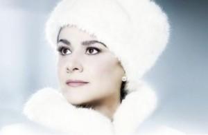 Cecilia Bartoli in haar 'St. Petersburg-outfit' (foto: Decca / Uli Weber).