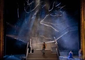 Scène uit Daphne (foto: Karl und Monika Forster).