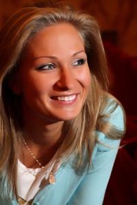 Gelena Gaskarova zette een glorieus portret van Maria neer (foto: www.askonasholt.co.uk).