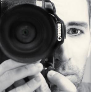 Zelfportret Henk Neven.