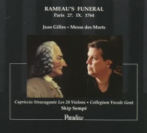 Onlangs werd een reconstructie van de uitvaartmis voor Rameau uitgebracht, één van de zeven cd- en dvd-opnamen waar Judith van Wanroij dit voorjaar aan meewerkte.