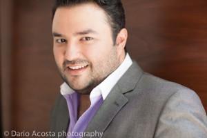 Tenor Mario Chang (foto: Dario Acosta).