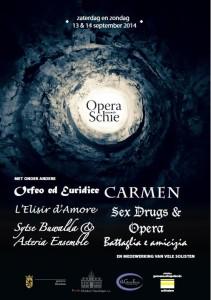 Opera aan de Schie 2014