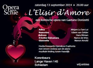 Opera aan de Schie Elisir