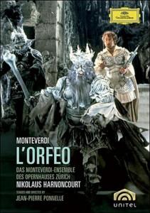 Orfeo harnoncourt