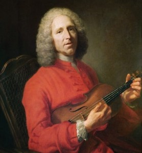 Jean-Philippe Rameau (1683-1764).