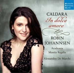 De eerste solo-cd van Johannsen: In dolce amore.