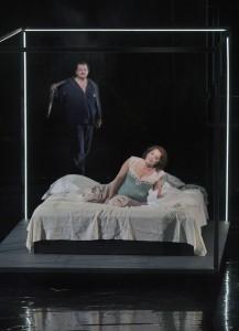 Scene uit Gurre-Lieder (foto: Ruth Walz).