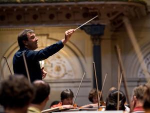 Daniele Gatti werd op 3 oktober aangekondigd als chef-dirigent van het Concertgebouworkest, waar hij vanaf seizoen 2016/2017 aan de slag gaat (foto: Renske Vrolijk).