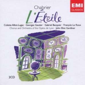De enige complete opname van L'Étoile is helaas nog amper te verkrijgen.