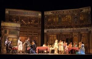 Scène uit Manon (foto: Jacky Croisier).