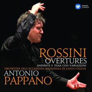 Pappano Rossini Overtures