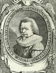 Johannes Torrentius in 1648.