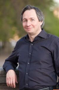 Wolfram Rieger (foto: Daniel Pasche).