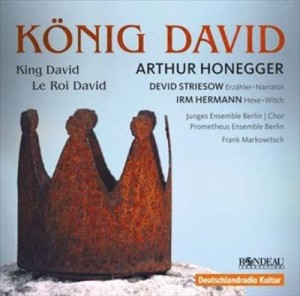honegger koning david