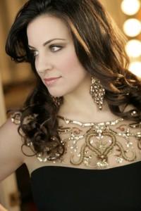 El-Khoury zingt in december tien keer Musetta in Nationale Opera & Ballet (foto: Kristin Hoebermann).