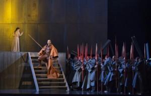 Scène uit Lohengrin bij De Nationale Opera (foto: Ruth Walz).