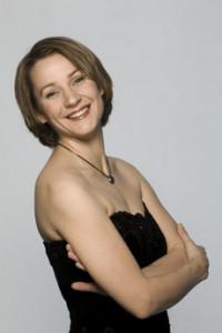 Marie Arnet (foto: Mats Bäcker).