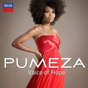 Het nieuwe album van Pumeza.