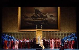 Scène uit Simon Boccanegra (foto: Brescia/Amisano - Teatro alla Scala).