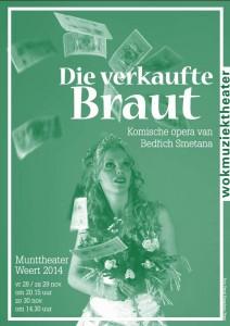 Verkaufte Braut - Wokmuziektheater