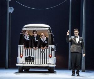 Scène uit L'étoile van De Nationale Opera (foto: Marco Borggreve).