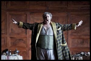 Ambrogio Maestri in Falstaff bij De Nationale Opera (foto: Baus).