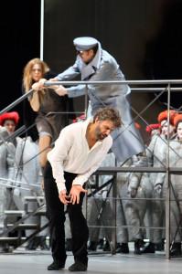 Jonas Kaufmann in Manon Lescaut (foto: Wilfried Hösl).