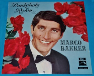 Marco Bakker enkele decennia geleden.