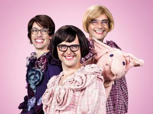 Promobeeld van Suikertantes (foto: Holland Opera).