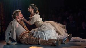 Scène uit Don Giovanni (vorige speelreeks).