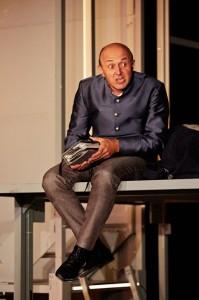 Piotr Micinski als Leporello.