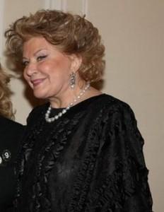 Elena Obraztsova in 2008 (foto: www.kremlin.ru).