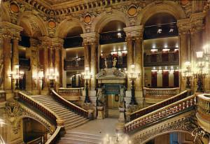 De eerste editie van de FEDORA Prizes vond plaats in het Palais Garnier in Parijs.