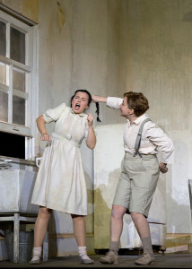 Hansel und Gretel - Cory Weaver - Metropolitan Opera
