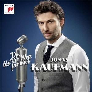 De nieuwe cd van Jonas Kaufmann.