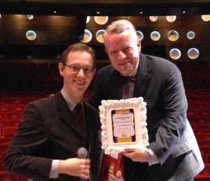 Schaunard Award 2014 Uitreiking b