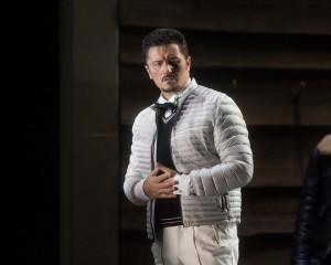Piotr Beczala in Iolanta (foto: Marty Sohl / Metropolitan Opera).