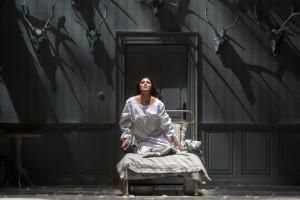 Anna Netrebko als Iolanta (foto: Marty Sohl / Metropolitan Opera).